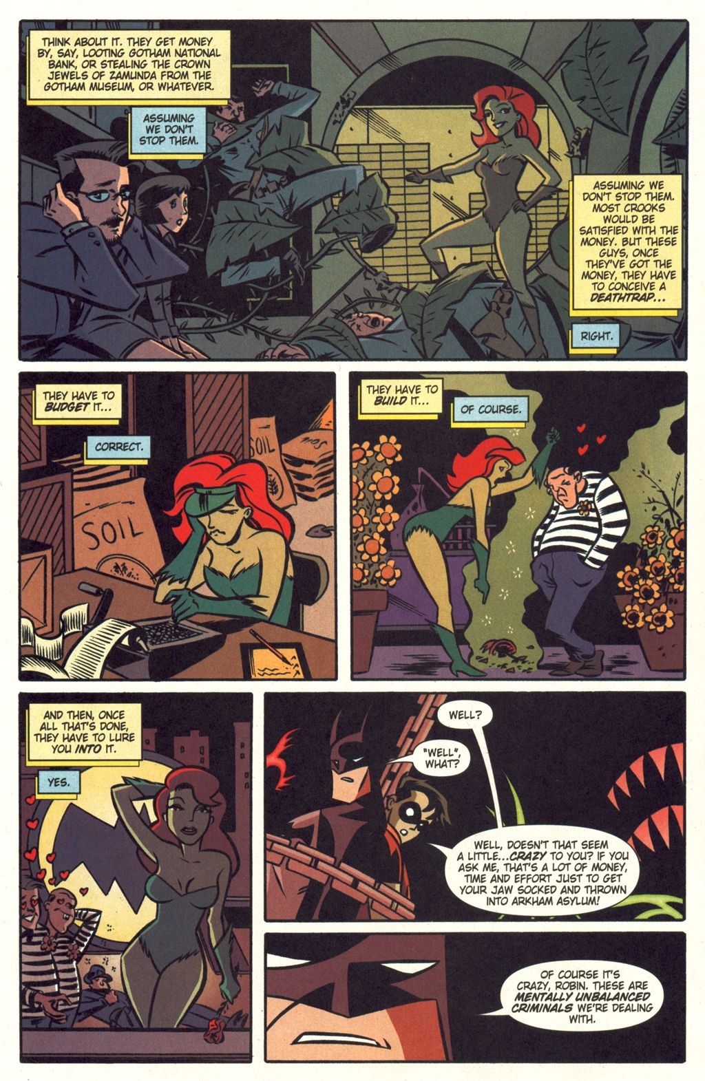 batman adventures 9