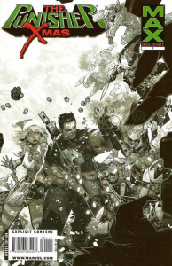 The Punisher X-Mas Special 2009