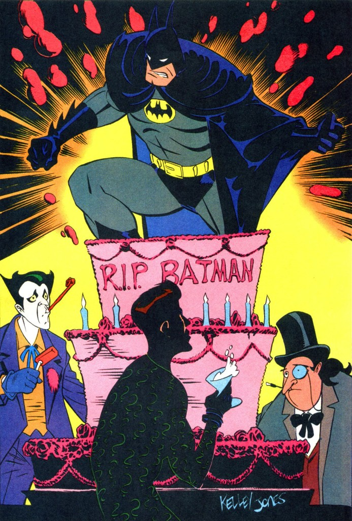 batman adventures #25