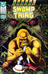 Swamp Thing Annual 03