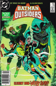 Batman and the Outsiders 29