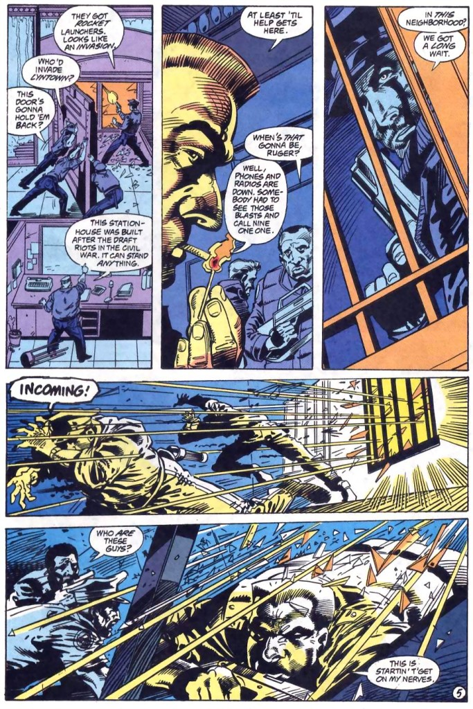 An essay written by Andrew D. Arnold called Comix Poetics ?
