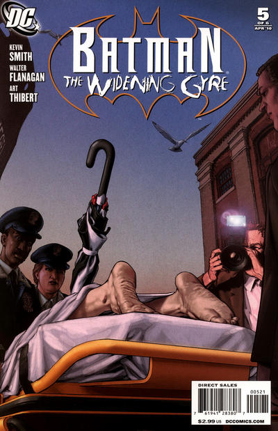 Batman Widening Gyre 5