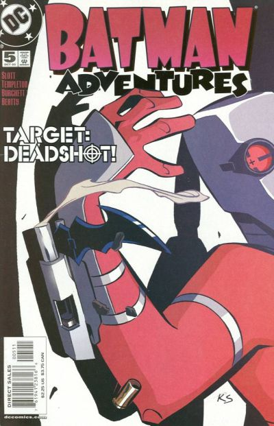 batman adventures 5