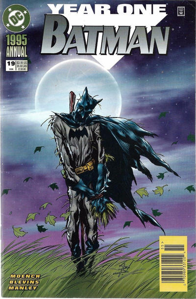 batman annual 19
