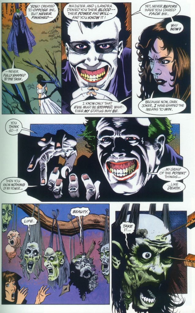 Dark Joker The Wild