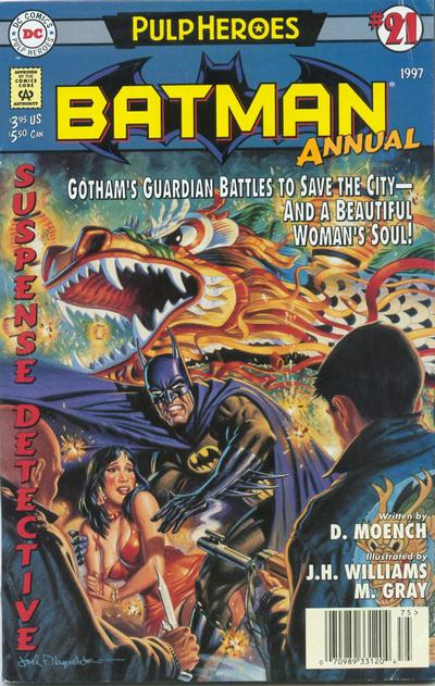 batman annual 21